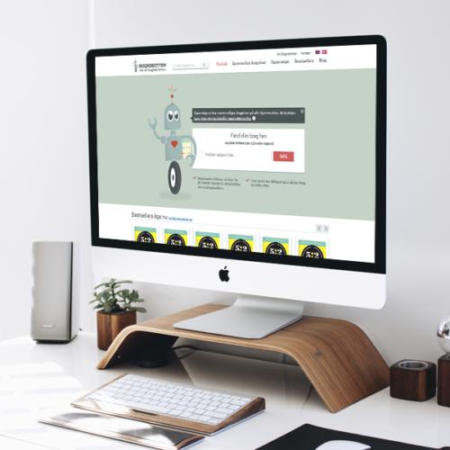 bogrobotten webdesign