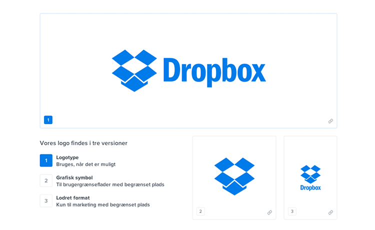 Dropbox style guide
