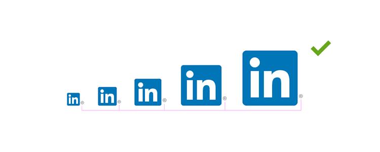 LinkedIn style guide