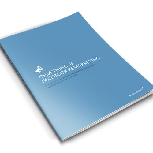Design og layout af e-bog for David Lorentzen