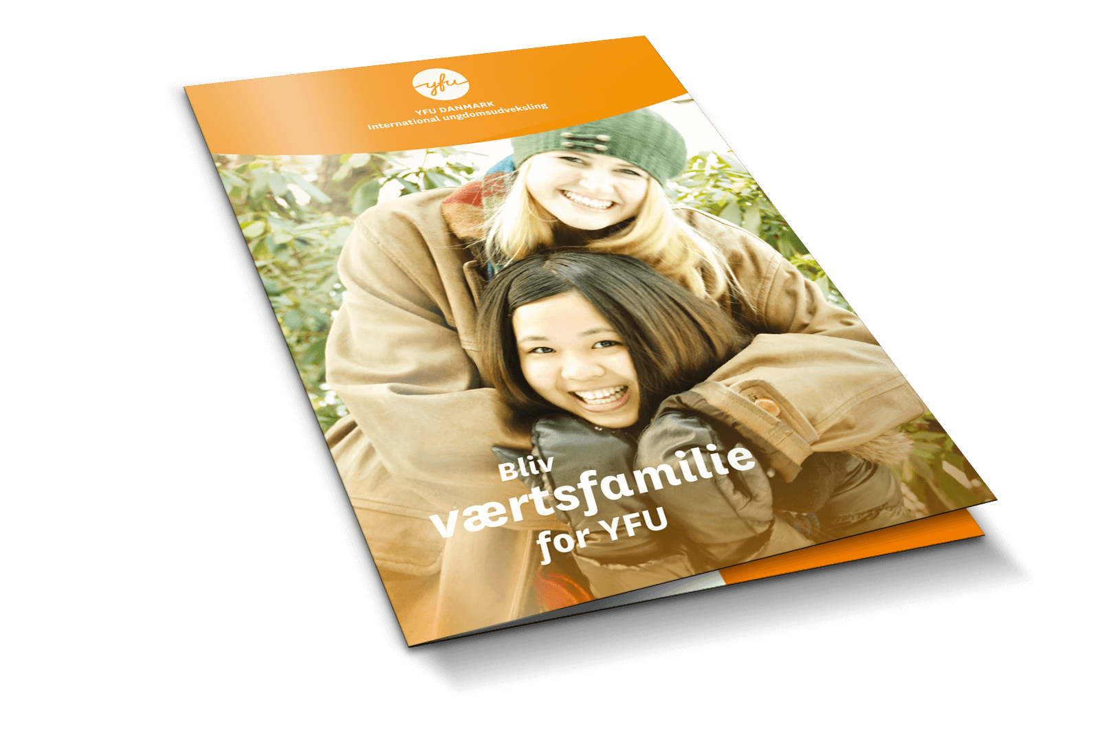 A5 Brochure YFU front
