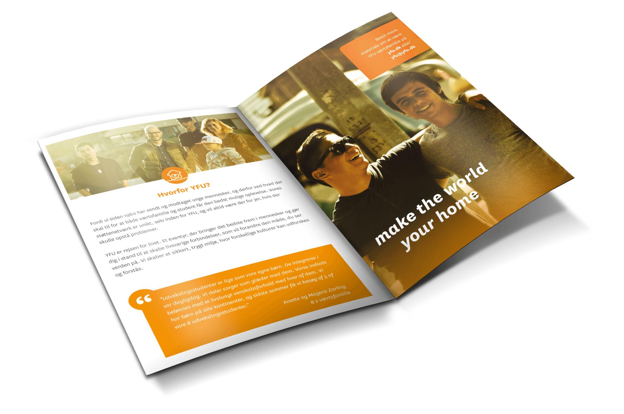 A5 Brochure YFU