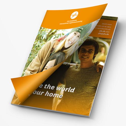 Youth for Understanding brochure