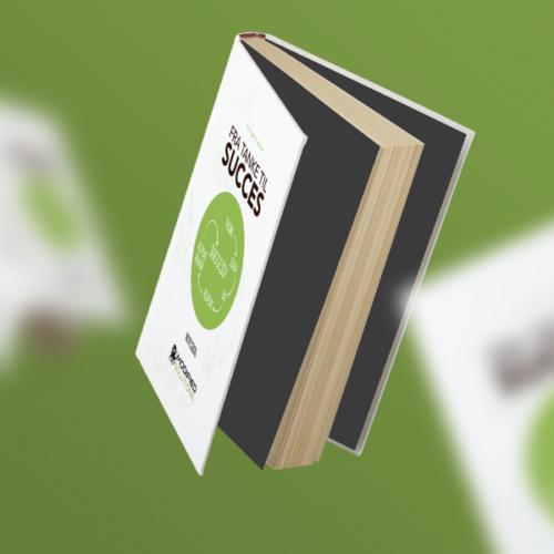 Design og layout af bogomslag til Tom Frank Christensen