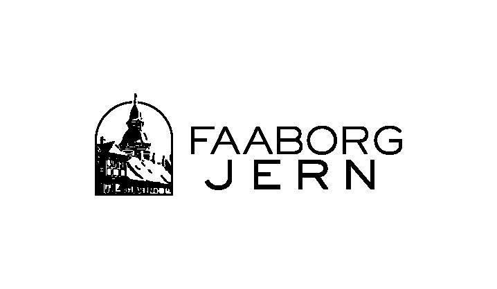 Design af Faaborg Jern Logo