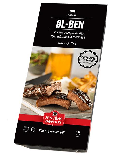 Jensens Bøfhus Øl-ben