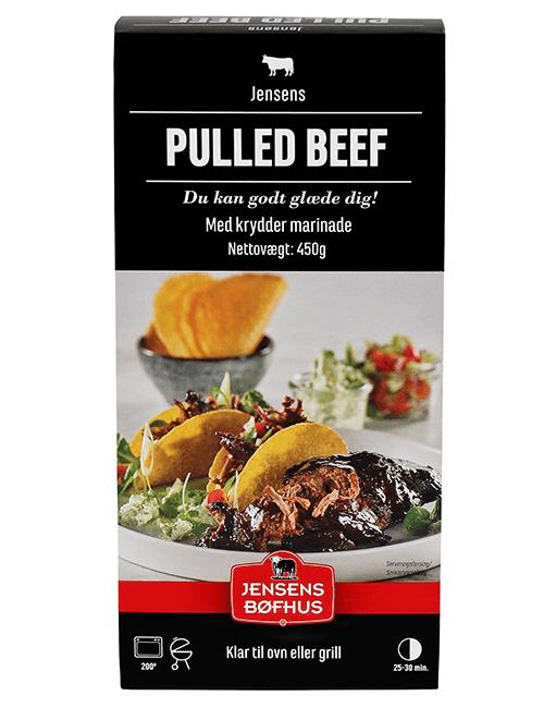Jensens Bøfhus Pulled Beef