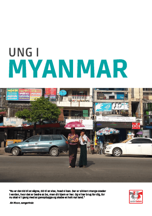 Ung i Myanmar
