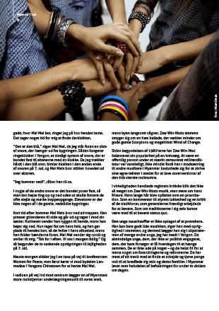 Side 10 i magasin for Spejderhjælpen