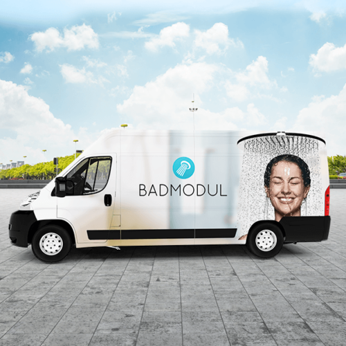 Logodesign, Badmodul