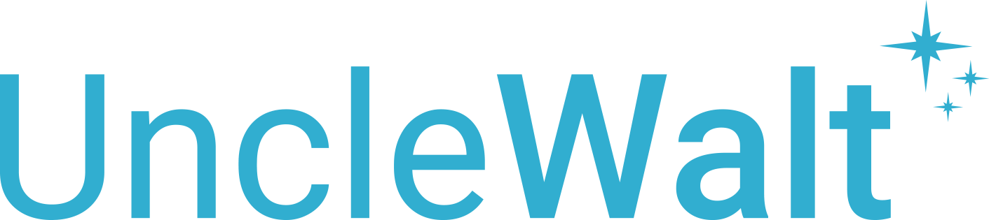 Logodesign til UncleWalt