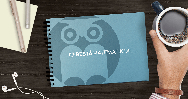 Logodesign - bestaamatematik.dk