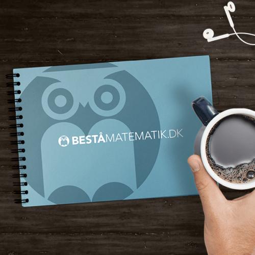 Design af logo til BeståMatematik.dk