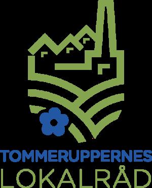 Logo til Tommeruppernes Lokalråd