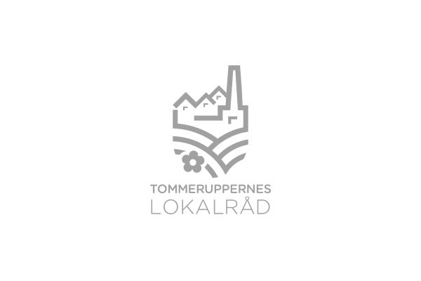 Tommeruppermes Lokalråd logo