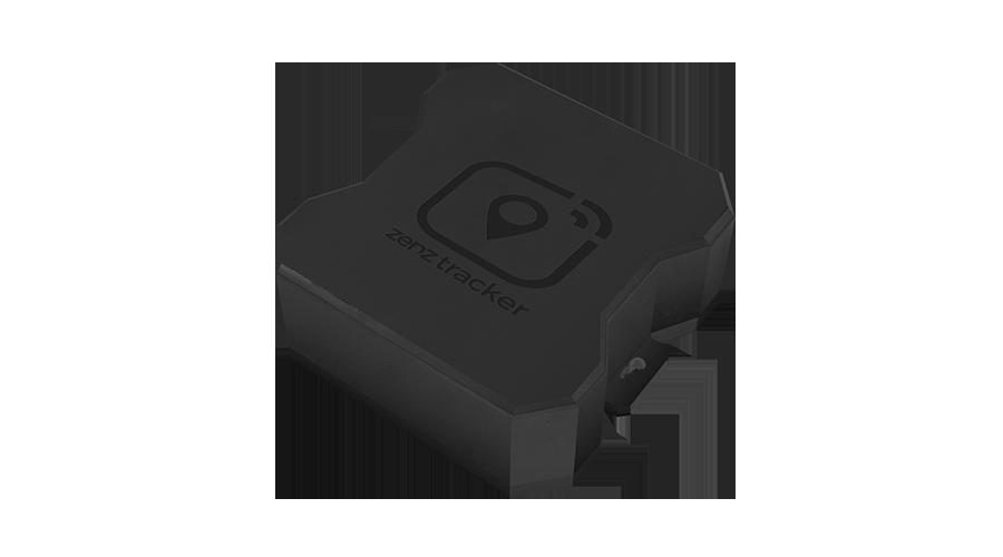 GPS tracker mockup af endeligt produkt