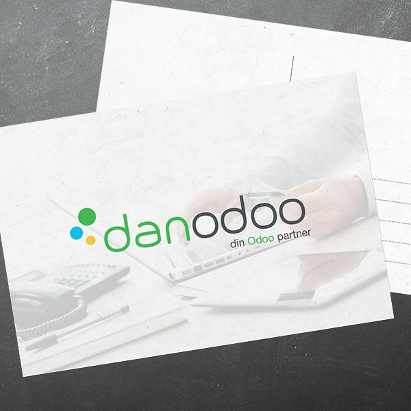 Logodesign til DanOdoo