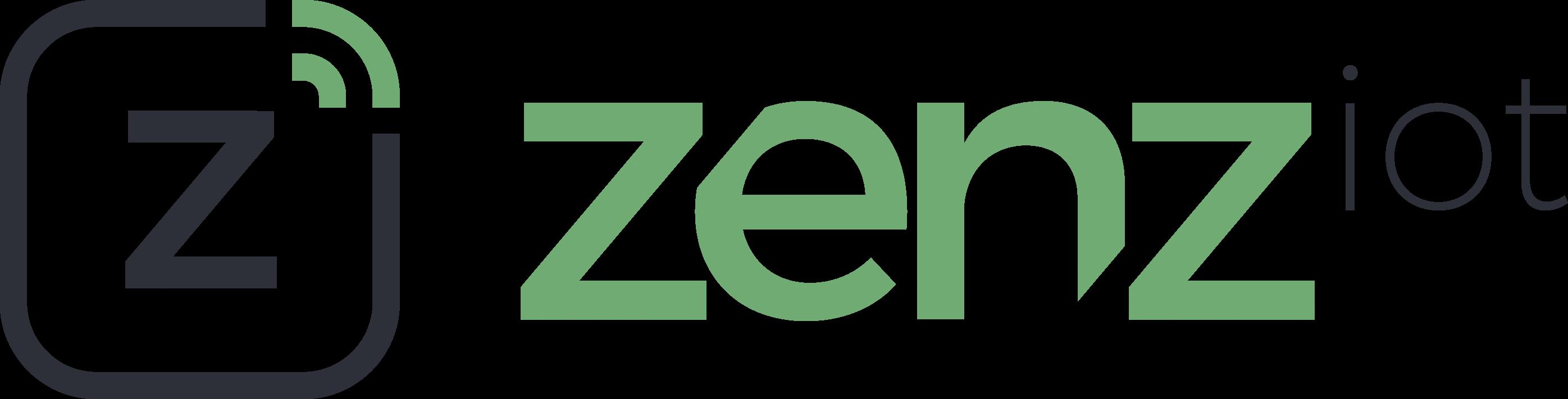 Zenziot logo design