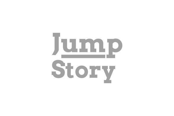 Webdesign til JumpStory