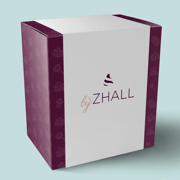 Design af logo til webshop med bage- og køkkenudstyr