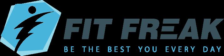 Fit Freak - billigt logo til fitnesscenter