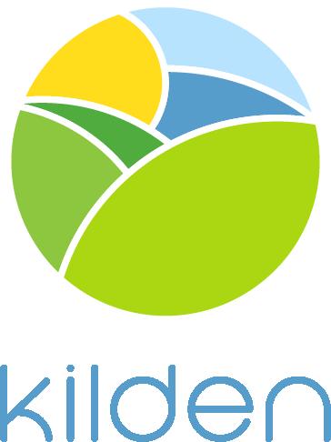 Kilden logo design salg farve