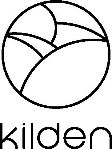 Kilden logo - bæredygtigt og rent