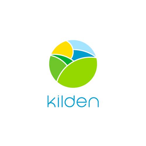 Minimalistisk logo til den bæredygtige virksomhed