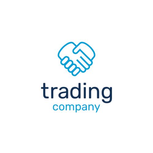 Billigt logodesign til handelsfirma