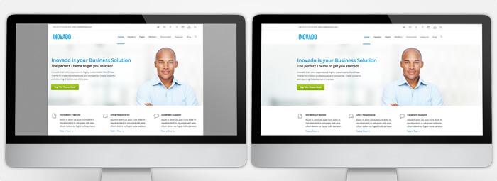 Full width webdesign vs. boxed