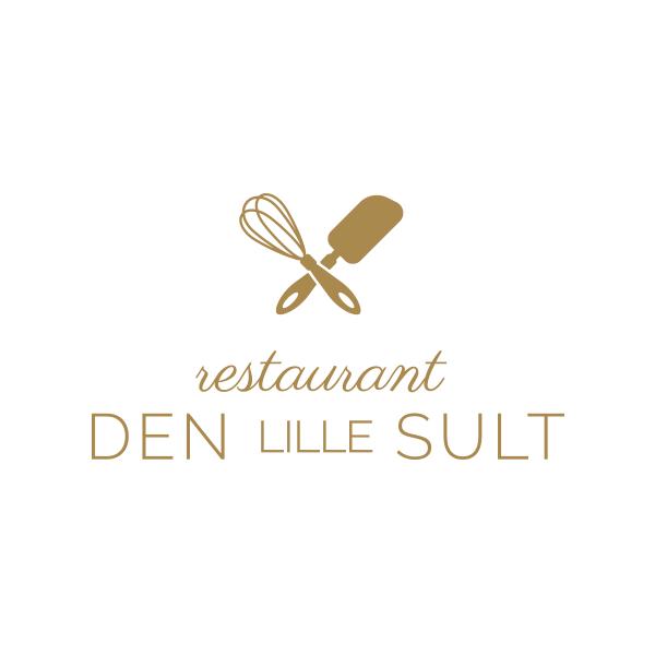Billigt logo til den lille café, bageri eller bage webshop