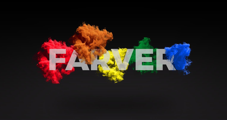 Farver og følelser: Hvordan farver påvirker dig