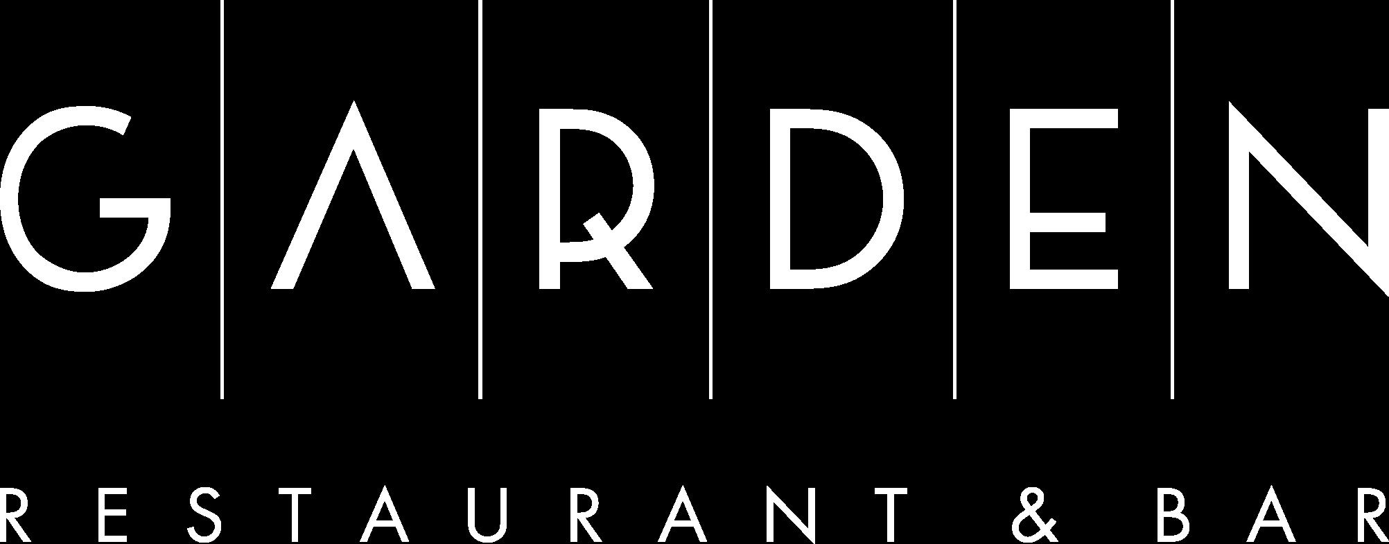 Garden Restaurant - redesign af logo