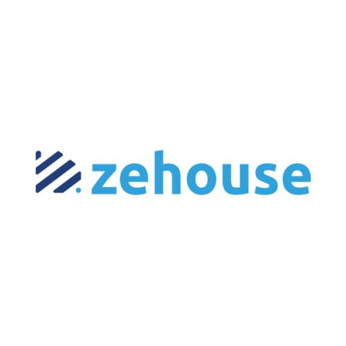 Billigt logo til f.eks. vinduespudser eller ejendomsmægler