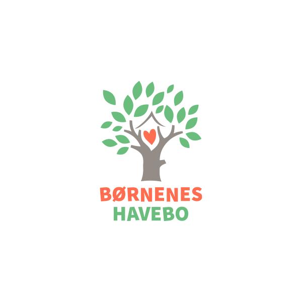 Logodesign til børnehave eller vuggestue