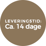 Leveringstid mundbind med logo