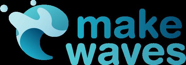 makewaves_logo_design_salg_farve
