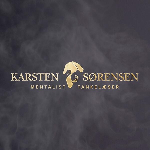 mental underholdning - logo redesign