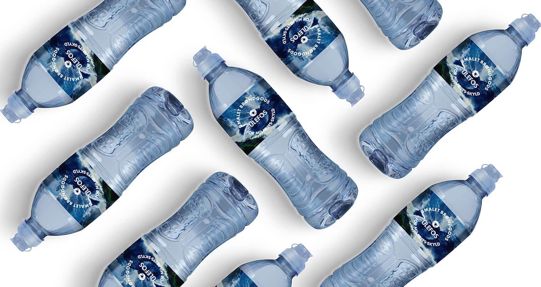 ulefos vandflasker
